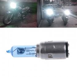 Lampadina alogena H6 12V 35 / 35W BA20D - lampada faro moto 2 pezzi