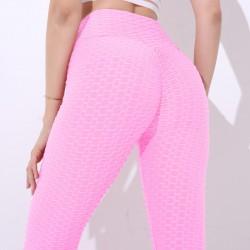 Schlankheitshose - Anti-Cellulite-Leggings mit Push-up - hohe Taille