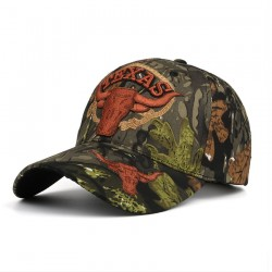 Texas - gorra de béisbol bordada - unisex