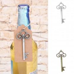 Otwieracz do butelek w kształcie klucza