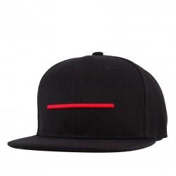 Hip-hop baseball cap - unisex