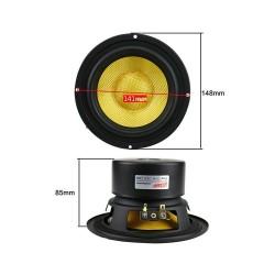 148mm 5 inch 4 Ohm 100W - mid-bass - fiberglass speaker