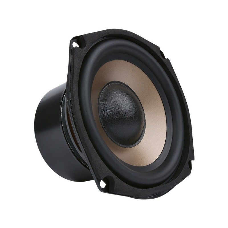"100W 4 Ohm - 8 Ohm - 5.25"" subwoofer - car speaker - Hifi bass"
