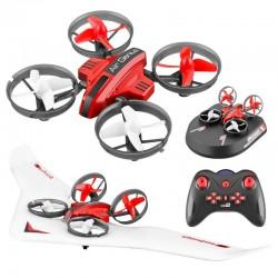 L6082 DIY All in One Air Genius Drone - 3-trybowy ze stałym skrzydłem RC Quadcopter RTF