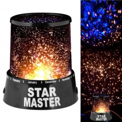 Star Master sterrenprojector nachtlamp