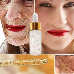 Imprimación - base de maquillaje - oro de 24k - control de aceite - abrillantador - hidratante - suavizante