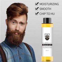 Organiczny olej do brody - nawilżający - wygładzający - 30 ml
