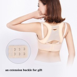 Women back posture correction - corset orthopedic - upper back shoulder spine posture corrector - clavicle support belt
