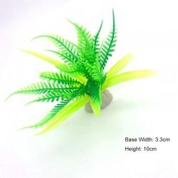 Dekoracja akwarium - nietoksyczny sztuczny chwast - roślina