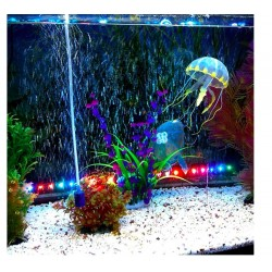 Aquarium Artificial Silicone Jellyfish S - M - L ||