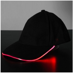 Led - party & club - baseball cap